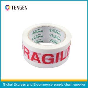 Self-Adhesive Packaging Tape with Customized Logo Printing pictures & photos