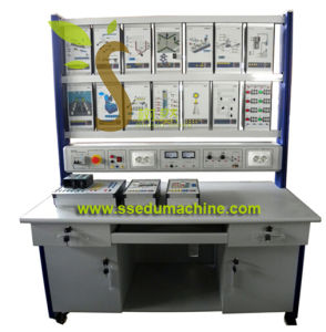 PLC Training Workbench Technical Teaching Equipment Vocational Training Equipment pictures & photos