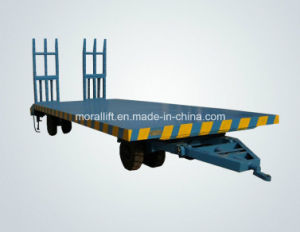 Heavy Load Industry Towed Trolley pictures & photos