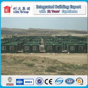 Container Hotel Design Container Villa House Modular Office Container pictures & photos