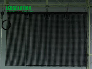 Outdoor Flexible LED Display Screen (LS-OFD-P20H) pictures & photos