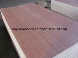 Okoume/Bintangor/Keruing/Pencil Ceder Veneer Faced Commercial Plywood pictures & photos