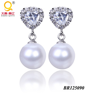 2014 Fashion Jewellery Earrings Freshwater Pearl Earrings (BR125090) pictures & photos