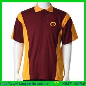 Cotton Back School Polo Shirt for School Uniform pictures & photos
