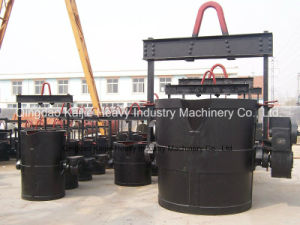 The Teapot Iron Ladle Usded in Lost Foam Production Line/Teapot Iron Ladle for Casting pictures & photos