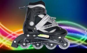 Black Roller Skate Kid Inline Skate