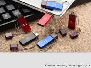 Popular OTG USB Flash Drive USB Stick for Business pictures & photos