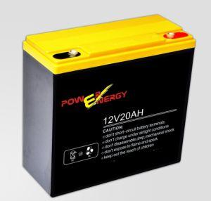 EV20 12V20ah EV Electrick Bicycle Bike Lead Acid Starting Storage Battery pictures & photos