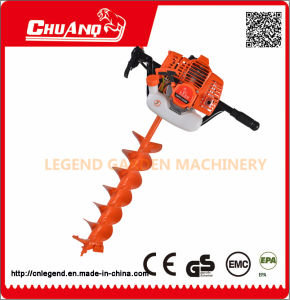 One Man Earth Auger Hand Drill Machine pictures & photos