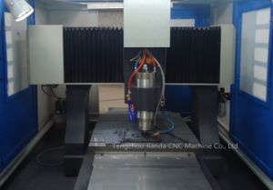 Mould CNC Router (TZJD-6060MB) CNC Metal Engraving Machine pictures & photos
