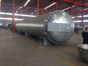 Electric Heating Rubber Autoclave pictures & photos
