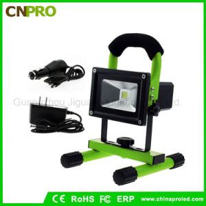 Portable Camping 20W Rechargeable LED Flood Light for Emergency Lighting pictures & photos