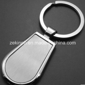 Brand Metal Keychain Available for Customized Logo pictures & photos
