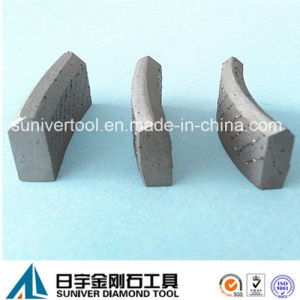 Diamond Core Drill Segment for Reinforced Concrete (SUCDS) pictures & photos