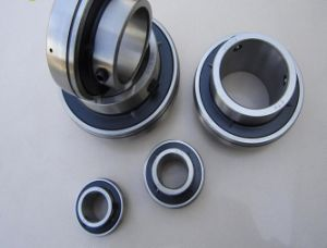 Textiles Machine Parts UC205 Spherical Insert Ball Bearings pictures & photos