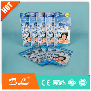 Cooling Gel Patch Headache Fever Cold Pain Stress Relief Kid Adult 8 Hours pictures & photos