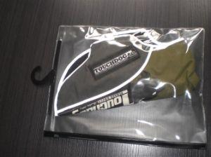 Clear Plastic Zipper PVC Bag