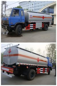 15000L Fuel Tanker Truck with High Quality pictures & photos