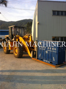 3t Container Diesel Forklift for Sale Special Fork Slab pictures & photos