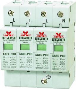 Surge Proctect Device Class 2 Protection Sp1-C pictures & photos