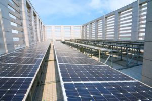 90kW Rooftop Solar Power Plant