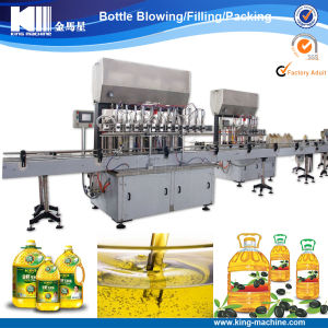 Cooking Oil Filling Machine / Cooking Oil Filler Equipment