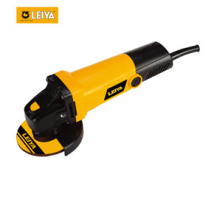100/115/125mm 750W Electric Angle Grinder (LY100-01) pictures & photos