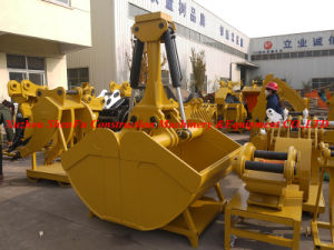 Excavator Sand Clamshell Bucket pictures & photos