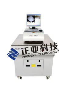 X-ray Inspection Machine for Detecting and Measuring Positioning Holes on PCB pictures & photos