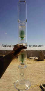 Heavy Big Glass Smoking Pipe with Dia80X5mm Tube 2kg pictures & photos