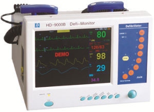 Monophasic Defibrillator Monitor Price (MCS-HD-9000C) pictures & photos