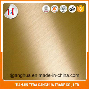 Factory Price Supply 430 Ti-Copper Coated Stainless Steel Plates pictures & photos