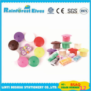 En71 SGS Play Dough Flour Color Clay