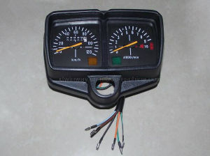 Ww-7222 Cg125/150 12V Digital Instrument, Motorcycle Speedmeter, pictures & photos