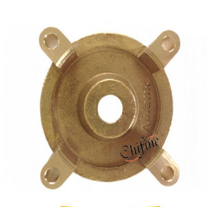 Precision Investment Casting Brass Bronze Pump Part pictures & photos
