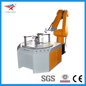 Robot Laser Cutting Machine for Carbon Steel/Silicon Steel/Stainless Steel (TQL-RFC Series)