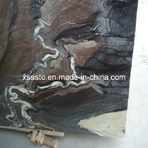 China Purple Marble Slabs for Wall and Flooring pictures & photos