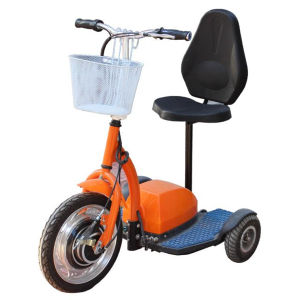 Three Wheel Handicapped Scooter (DG-301) pictures & photos