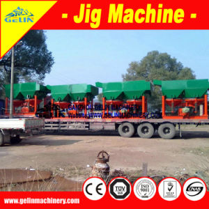 High Recovery Separating Machine Jig in Coltan Ore Processing Plant pictures & photos