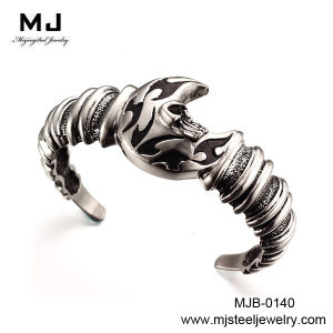 Magenic Fashion 316 Stainless Steel Jewelry Bangle Mjb-0140