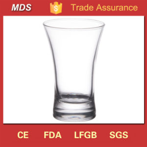 Custom Glassware 2.5oz Straight Sided Shot Glass pictures & photos