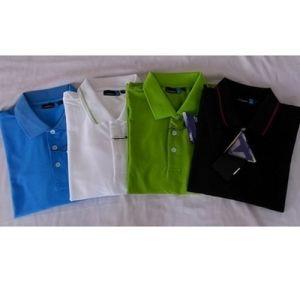 Men′s Golf Shirt Polo Long Sleeves pictures & photos