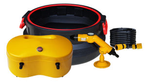 how to use a high pressure cleaner in a bucket