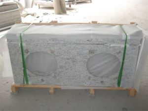 Prefab Polished Natural Granite Stone Countertop for Bathroom, Kitchen pictures & photos