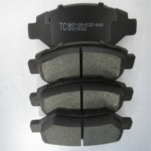 Best Selling Brake Pad D1372 8484 Sold on Alibaba pictures & photos