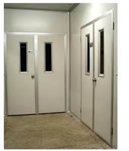 Double Door Leaf Steel Fire Door with 3.0 Hrs UL Certified pictures & photos