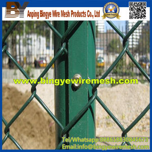 PVC Chain Link Fence (professional manufacturer) for USA pictures & photos