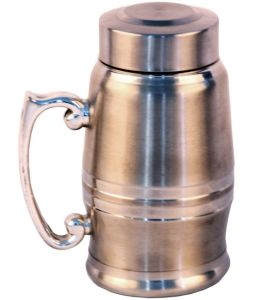 Classic Stainless Steel Beer Mug pictures & photos