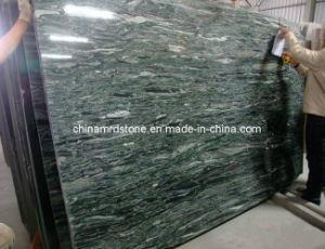 China Ocean Green Granite Slab for Monument or Countertop