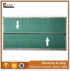 High Quality School Furniture Classroom Green Writing Board (GT-88) pictures & photos